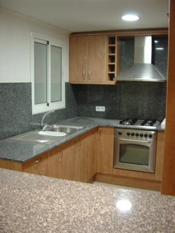 Config gse for Muebles de cocina en l